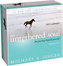 Untethered Soul 2021 Day-to-Day Calendar