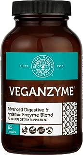 Global Healing Center Veganzyme, 120 Capsules