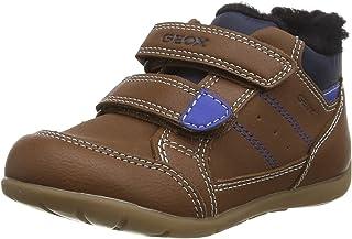 Geox B ELTHAN BOY A - First Walker Shoe Niemowlęta - chłopcy