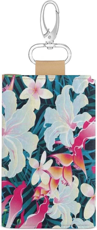 Key Organizer Max 67% OFF Summer Flip Flops Holder Discount mail order Beach Tree Leath Palm