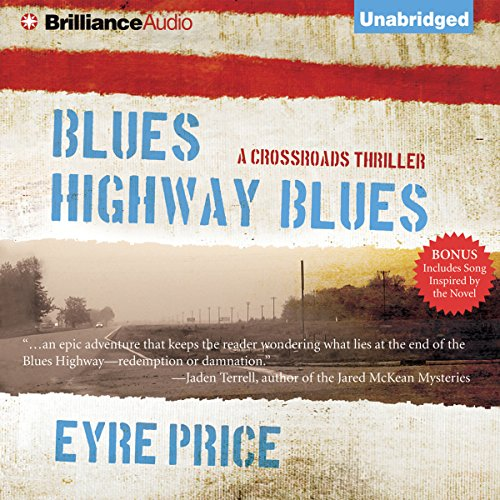 Blues Highway Blues audiobook cover art