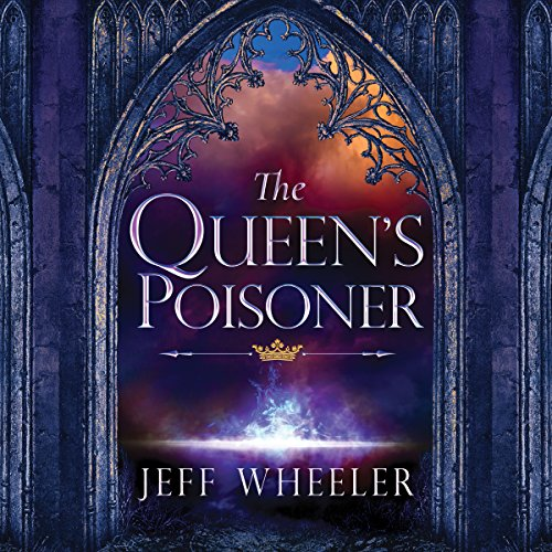 The Queen's Poisoner audiobook cover art