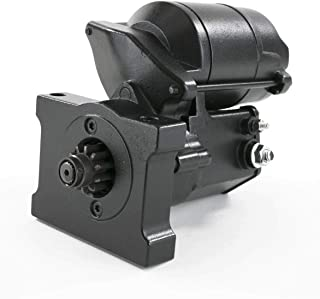 A-Team Performance 1.9 HP Mini Starter Compatible with Oldsmobile and Pontiac V8, All Black