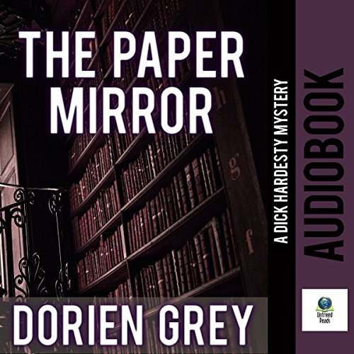 The Paper Mirror audiobook cover art