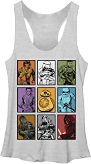 Star Wars Junior's Nine Box Graphic Tee