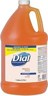 Dial Antimicrobial Liquid Hand Soap Original Gold (Case of 4)