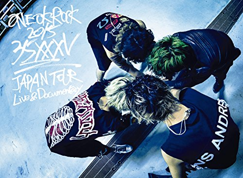 "『ONE OK ROCK 2015 ""35xxxv"" JAPAN TOUR LIVE & DOCUMENTARY [DVD]』のトップ画像"
