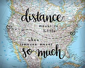Best love quotes distance Reviews