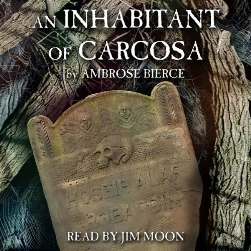 An Inhabitant of Carcosa audiobook cover art