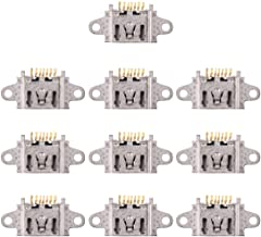 EasePoints For Replacement Parts 10 PCS Charging Port Connector for OPPO R15X