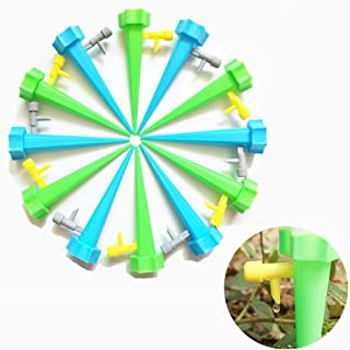 Watering Kits - Automatic Watering Kits Dripper Valve Adjustable Device System Houseplant Spikes Plant Potted Flower Garde...