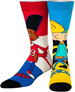 Odd Sox Men's Arnold and Gerald (Knit)