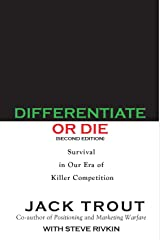Differentiate or Die Kindle Edition