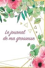 Le journal de ma grossesse: Mon album souvenir de ma grossesse (French Edition)