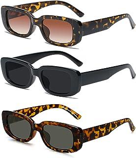 Sunglasses for Women Men CHBP 3 Pack Polarized UV...