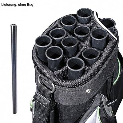 20x Bag Tube Golfbagröhre