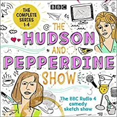 The Hudson And Pepperdine Show - The Complete Series 1-4