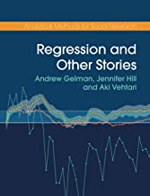Regression and Other Stories (Analytical Methods for Social Research) PDF