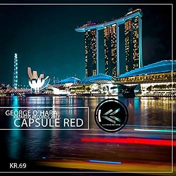Capsule Red Frenetic