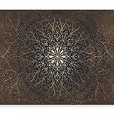 murando - Fototapete 400x280 cm - Vlies Tapete - Moderne Wanddeko - Design Tapete - Wandtapete - Wand Dekoration - Ornament Abstrakt f-A-0491-a-b
