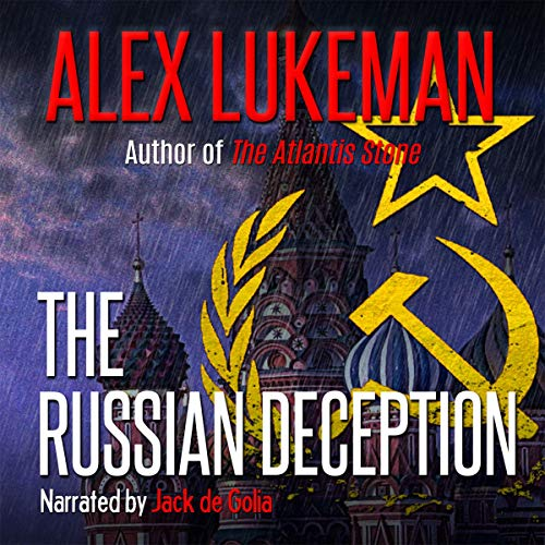 The Russian Deception audiobook cover art