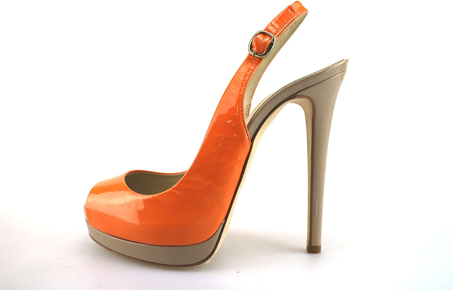 PAUL & BETTY Sandals Womens orange