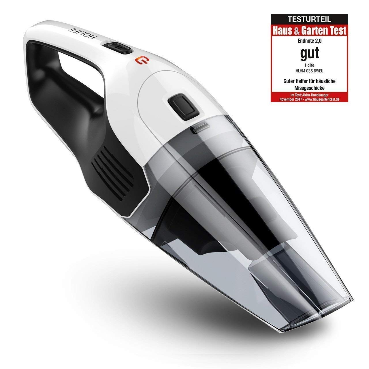 holife mano inalámbrico aspiradora, holife batería coche de mano inalámbrico Vac: Amazon.es: Hogar