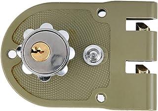 قفل باب مضاد للسرقة من جيمي مضاد للسرقة ، متين لأمن المنزل مضاد للسرقة (مفتوح لليمين)