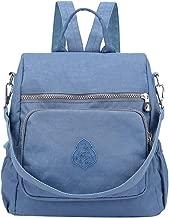 Mini Nylon Backpack for Women Lightweight Daypack School Backpack Hiking Camping Travel Outdoor Shoulder Bag