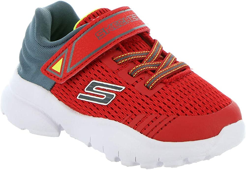 Skechers Unisex-Child Selling and selling Boys Sneaker Max 86% OFF Sport