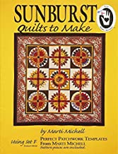Sunburst Quilts to Make (Perfect Patchwork Templates Using Set F, Product #8344)