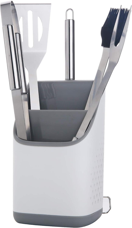 Pensino Cutlery Storage Organizer Holder Compar Plastic Charlotte Mall Chicago Mall