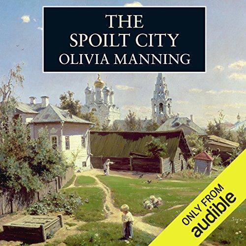 The Spoilt City audiobook cover art