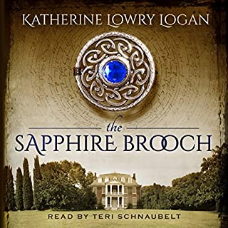 The Sapphire Brooch audiobook cover art