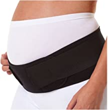 Loving Moments by Leading Lady Women's Adjustable Maternity Belt with Postpartum Support