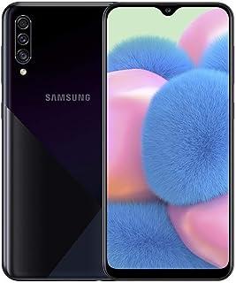 Samsung Galaxy A30S Teléfono GSM desbloqueado, 64 GB, Negro