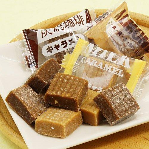 筑豊製菓 ミックスキャラメル 500g