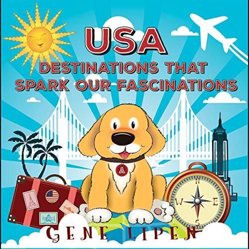 USA Destinations That Spark Our Fascinations audiobook cover art