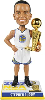 Stephen Curry Golden State Warriors 2017 NBA Champions Limited Edition Bobblehead