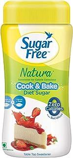 Sugar Free Natura - Cook & Bake Diet Sugar 80Gm