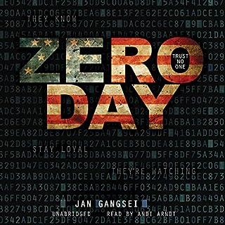 Zero Day audiobook cover art