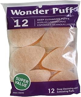 Wonder Puff 12 Deep Cleansing Puffs