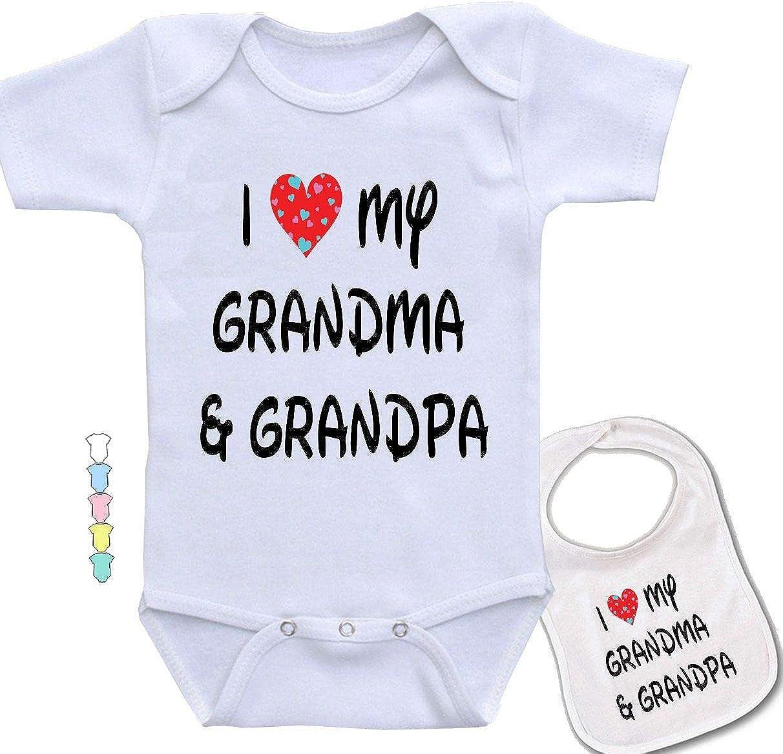 Grandma Was Here Onesie Grandma Loves Me Shirt Grandma Baby Bodysuit Grandma Onesie\u00ae I Love My Grandma Lipstick Onesie Kiss Onesie