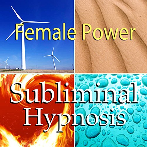 Female Power Subliminal Affirmations audiobook cover art