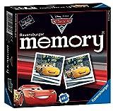 Ravensburger.Mini Memory® Juego de Memoria de Disney, Pixar, Cars 3.