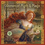 Women of Myth & Magic 2020 Fantasy Art Wall Calendar