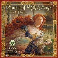 Women of Myth & Magic 2020 Fantasy Art Calendar