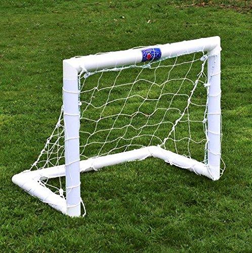 FORZA Kinder Fußballtor - 0,9m x 0,75m PVC Fußballtor - Minitor