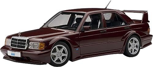 AUTOart Mercedes-Benz 190E 2.5-16V EVO 2 1989 barolGoldt 1 18