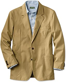 Orvis Washed Casual Sport Coat